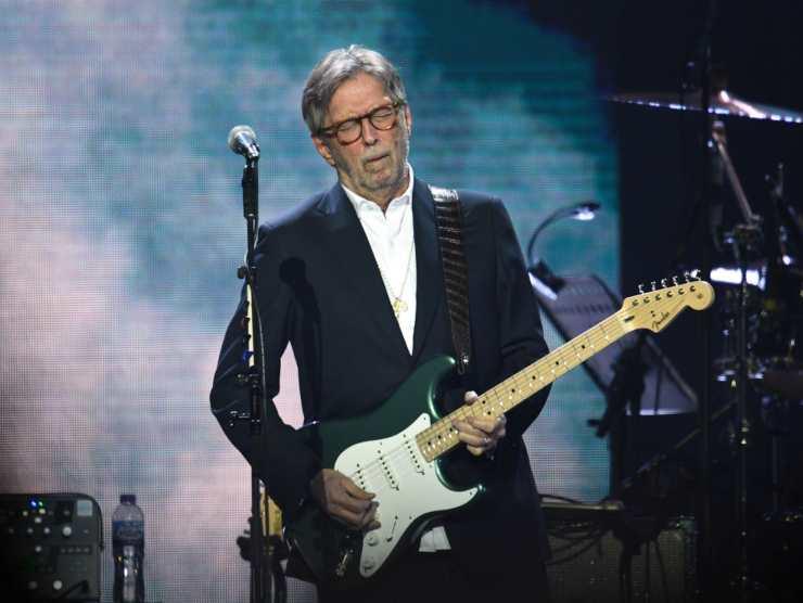 Eric Clapton si fa costruire la Ferrari su misura a Maranello: richiesta da sceicco e risultato emozionante