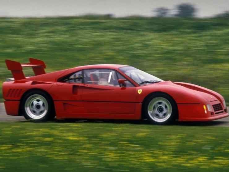 Ferrari 288 GTO Evoluzione (Ferrari)