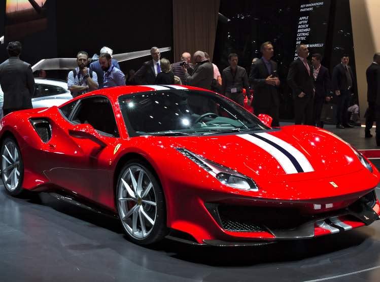 Ferrari 488-2