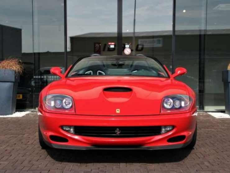 Ferrari 550 Barchetta (AutoScout 24) 2
