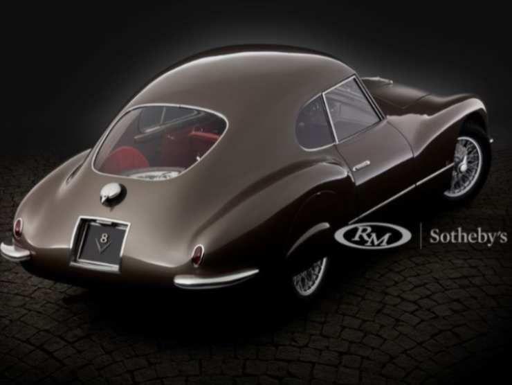 Fiat 8V Berlinetta (RM Sotheby's) 2