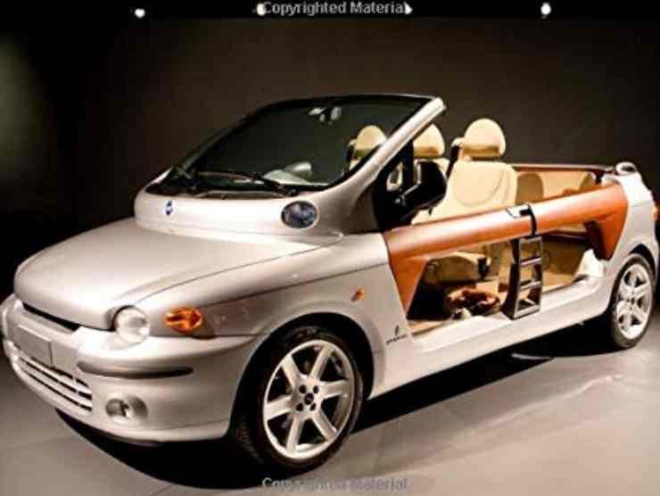 Fiat Multipla Spider (Amazon)