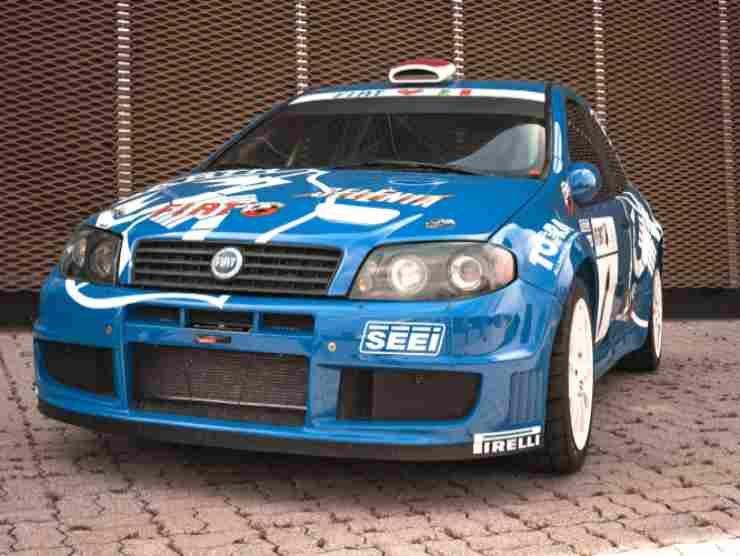 Fiat Punto S1600 Rally (Ruote da Sogno)