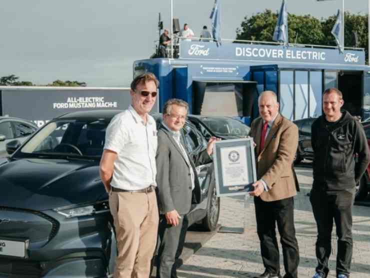 ford guinness world record