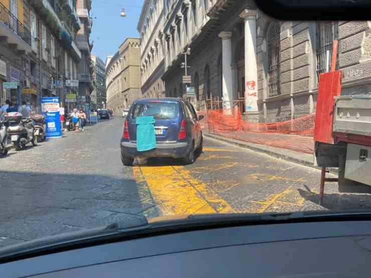 Foto asciugamano Ztl Napoli