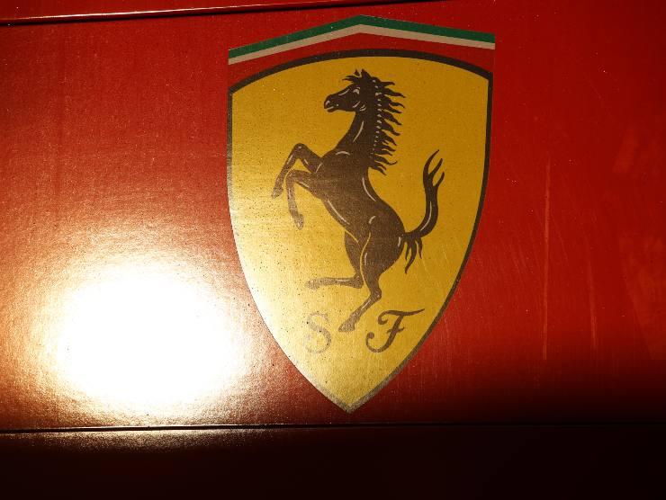 Ferrari Napoli bambino