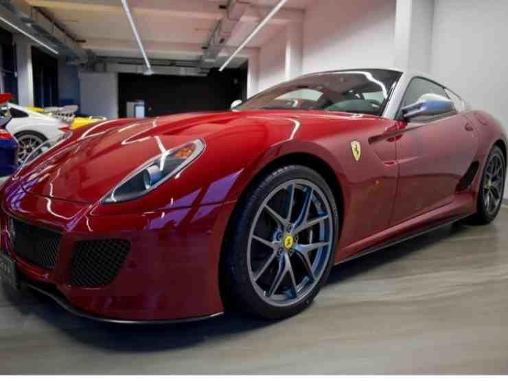 James Edition Ferrari 599
