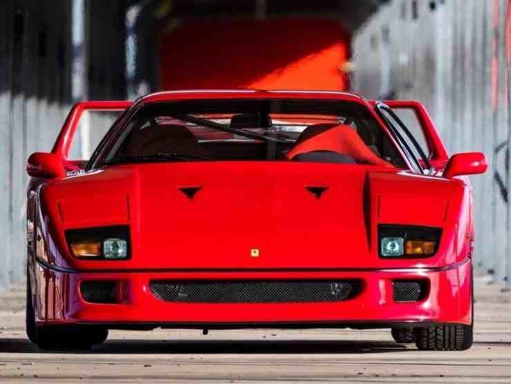 James Edition Ferrari F40