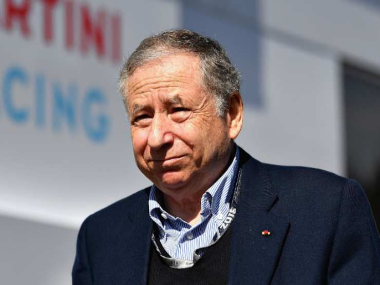 Jean Todt (Getty Images)