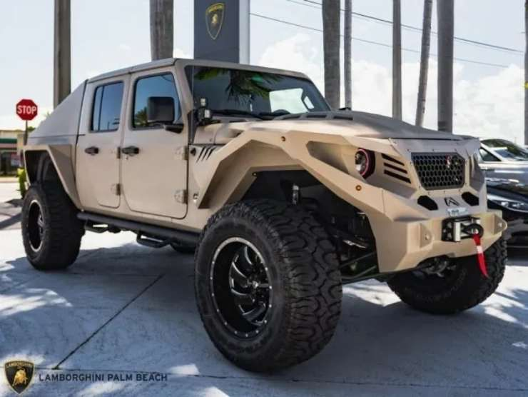 Jeep Gladiator (James Edition) 2