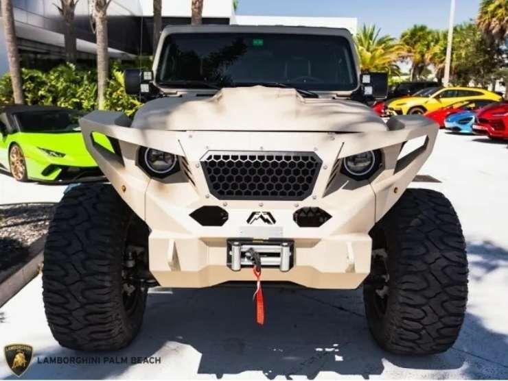 Jeep Gladiator (James Edition) 3