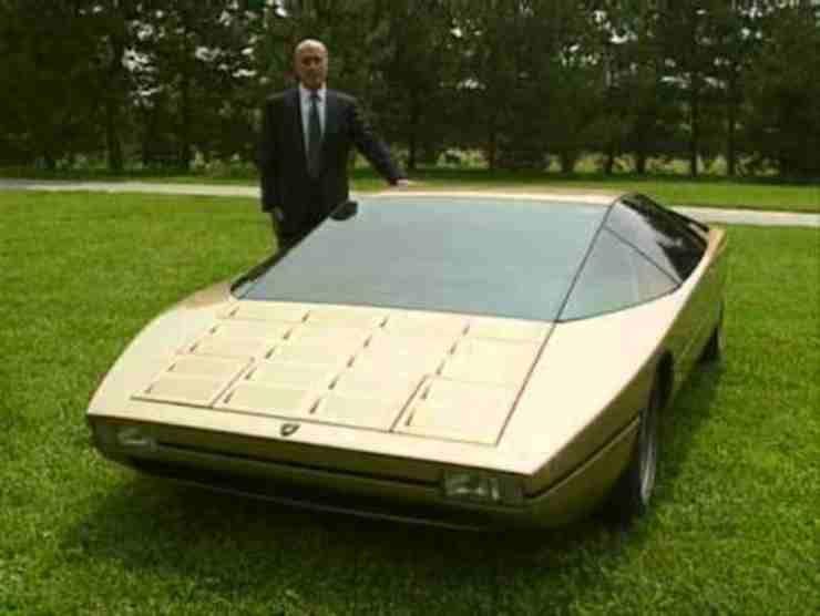 Lamborghini Bravo (YouTube)