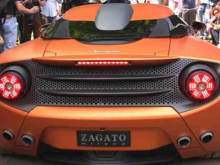 Lamborghini Zagato (YouTube)