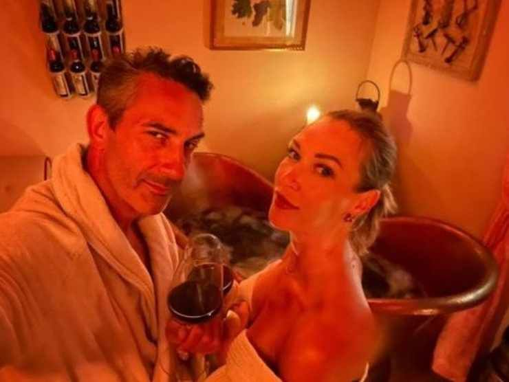 Liudmila Radchenko e Matteo Viviani (Instagram)