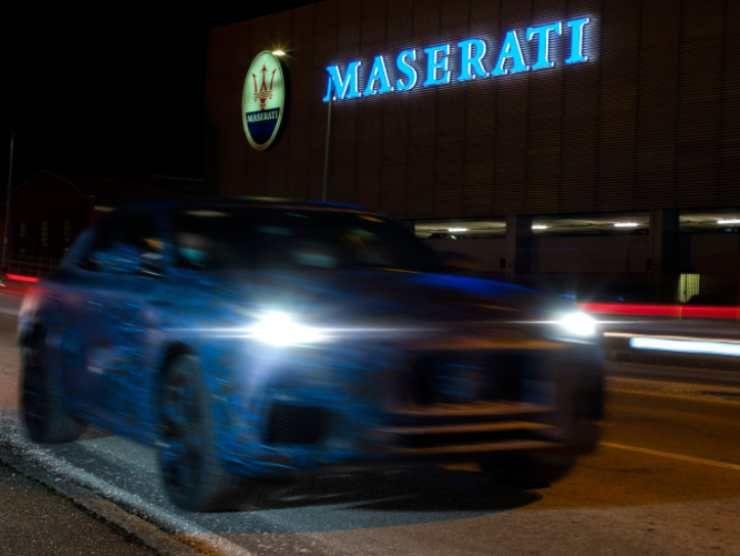 Maserati Grecale (Maserati)