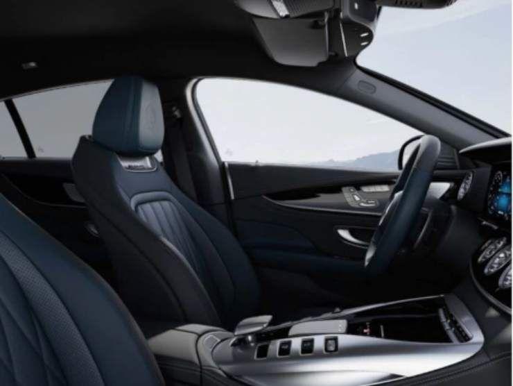 Mercedes-Amg 63 GT E Performance (Mercedes-Benz) 2