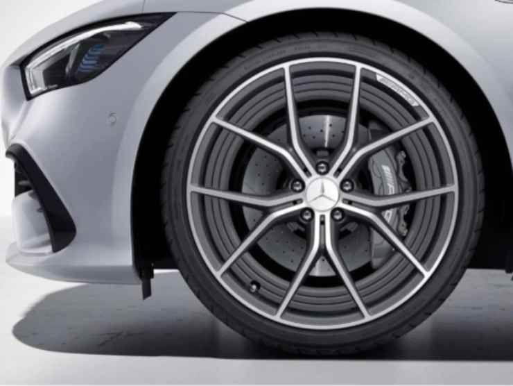 Mercedes-Amg 63 GT E Performance (Mercedes-Benz) 3