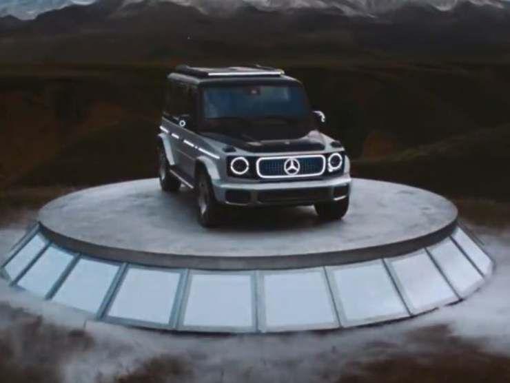 Mercedes Concept EQG (Mercedes-Benz) 4