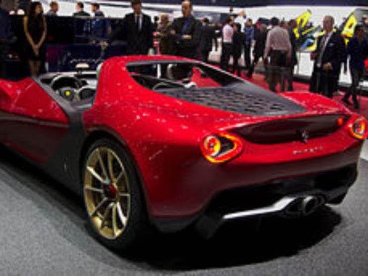 Pininfarina Ferrari Sergio 2