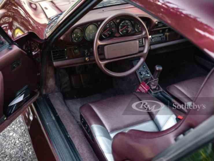 Porsche 959 Komfort (RM Sotheby's) 3