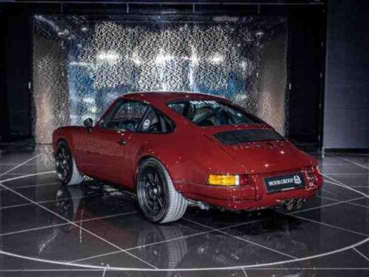 Porsche by Rosenberger (AutoScout 24)