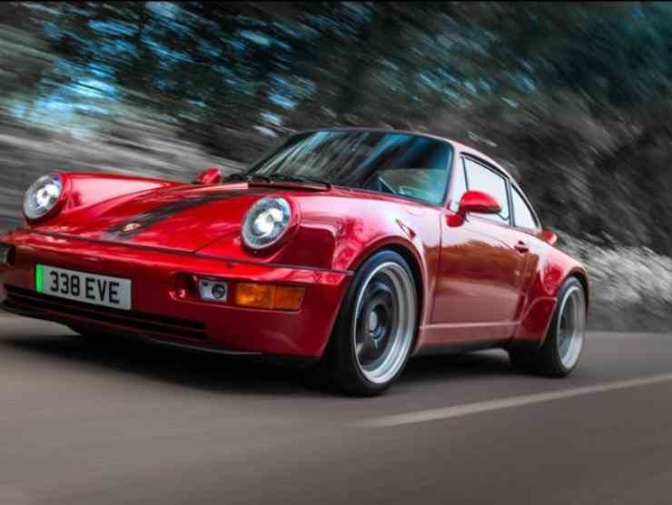 Porsche Convertita (Everrati) 2