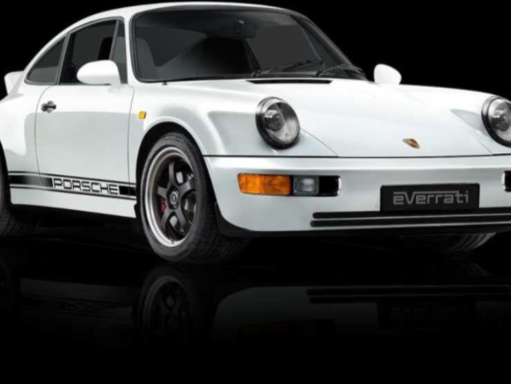 Porsche Convertita (Everrati) 3