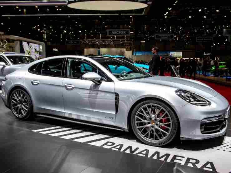 Porsche Panamera (Getty Images)