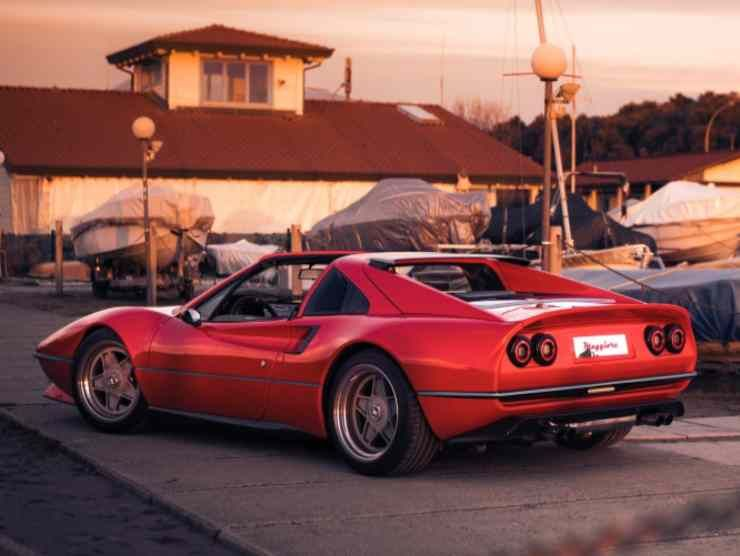 Project M Ferrari 308 Restomod 2