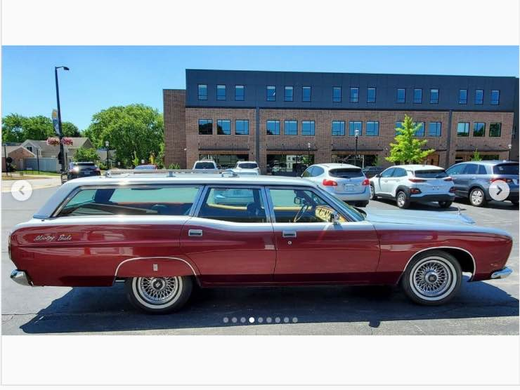 Rolls-Royce Silver Shadow Country Squire