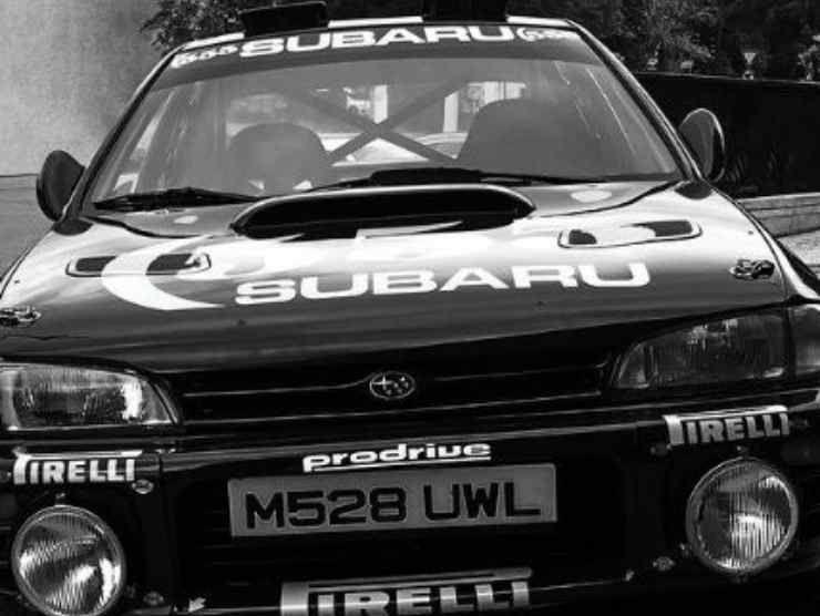 Subaru Impreza 555 (Instagram)