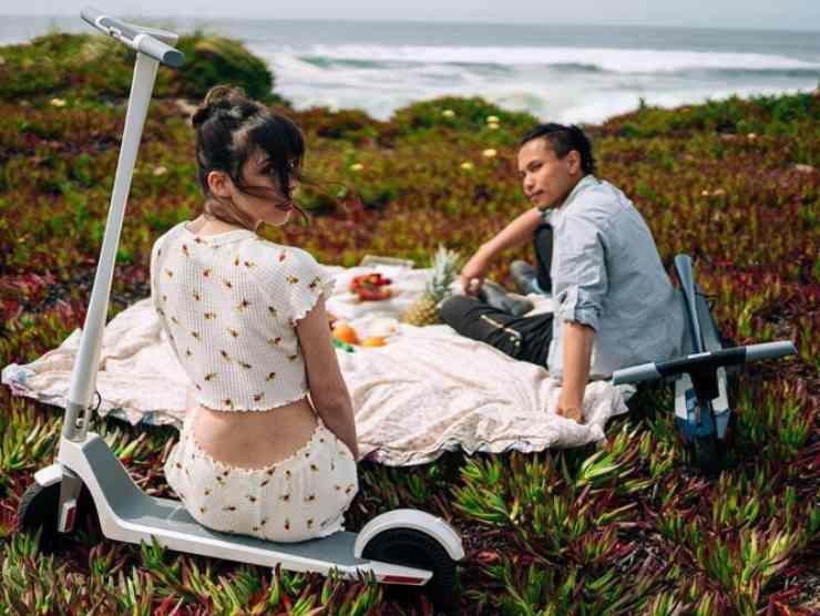 Unagi Model Eleven (Unagi Scooters) 3