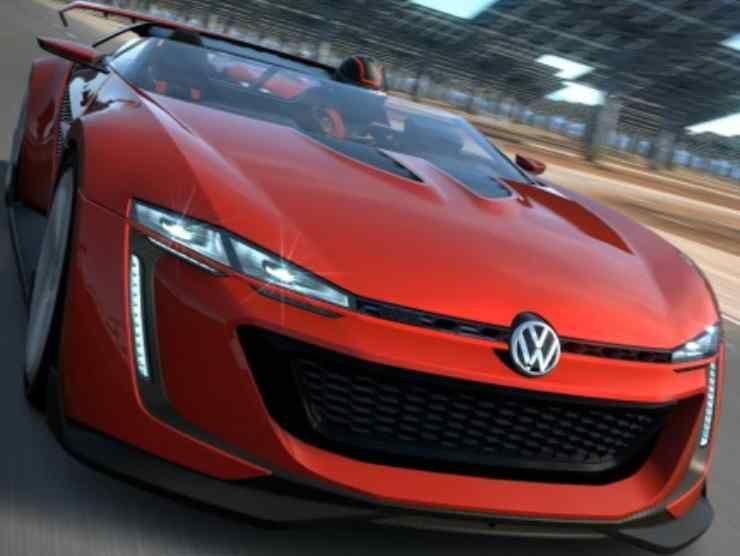 Volkswagen GTI Roadster Vision Gran Turismo (YouTube)