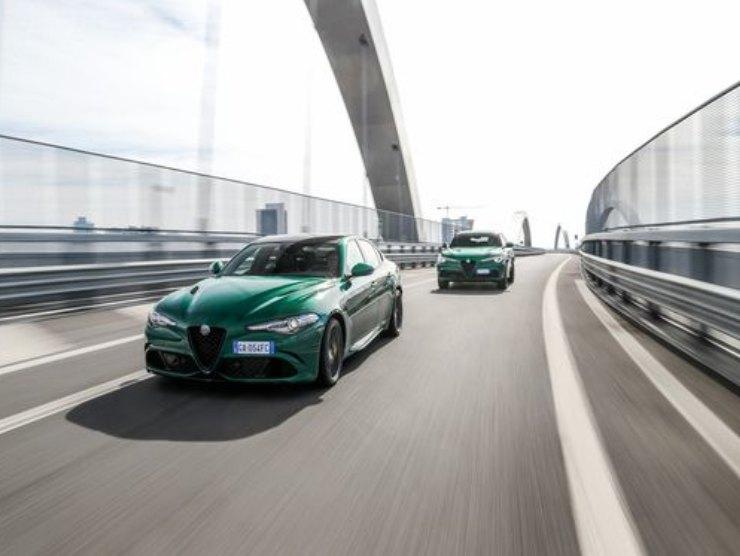Alfa Romeo Giulia Quadrifoglio nuova