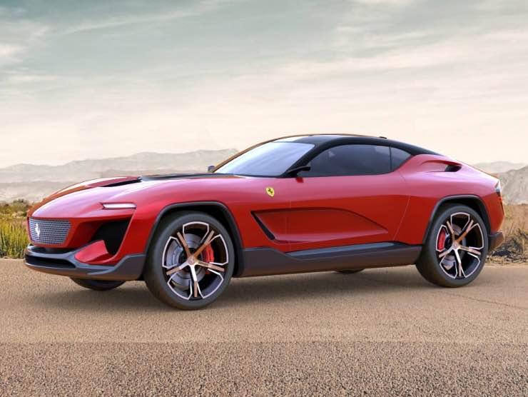 Ferrari GT Cross (web source)