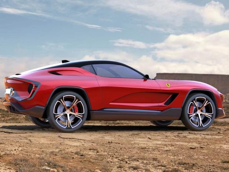 Ferrari GT Cross