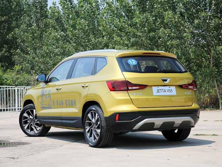 Jetta VS5 (Volkswagen)