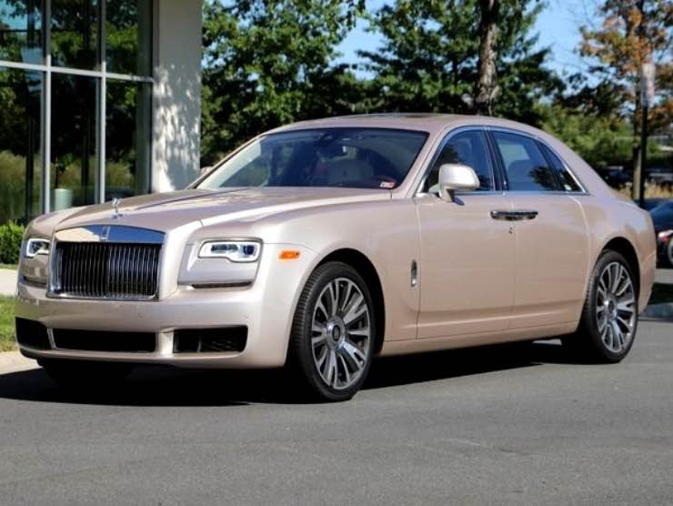 Rolls-Royce Maradona (James Edition)
