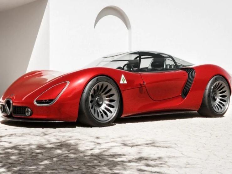 Alfa Romeo 33 Stradale/Visione