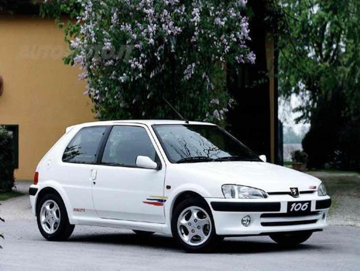 Peugeot 106 Rallye (web source)