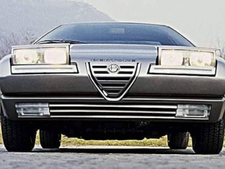 Alfa Romeo Delfino Alfa 6 Bertone (Facebook) 4