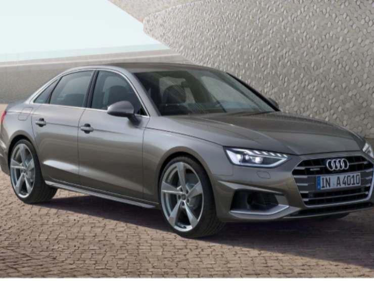 Audi A4 (Audi) 2