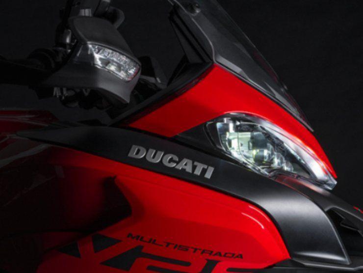 Ducati Multstrada V2 (Ducati) 2