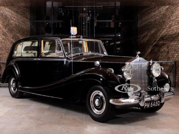 Phantom IV (RM Sotheby's)