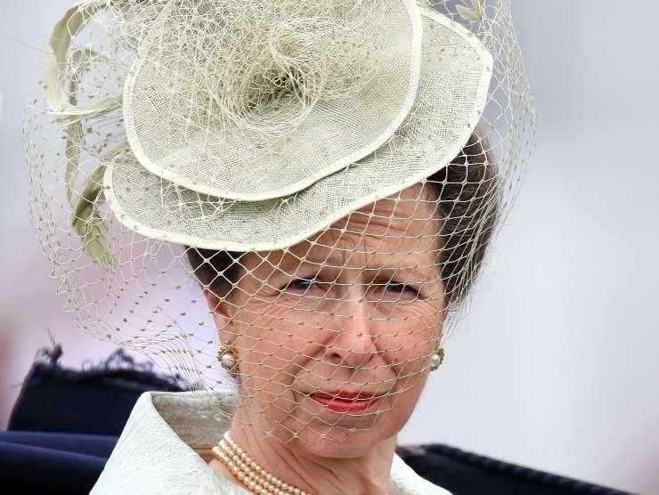 La principessa Margaret da anziana (Getty Images)